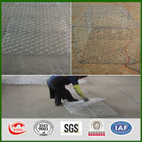Supply zinc 245g 3.0mm diameter standard dimension of Thailand gabion price