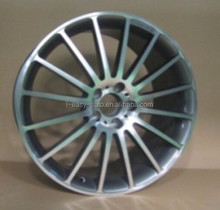 5x100 19 wheel aluminum wheel rim for cars