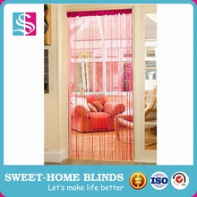 String Door Curtain Drapery, Room Divider Partition in new design