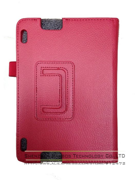 Folding Stand Tablet PC PU Leather Folio Case Cover for Amazon Kindle Fire HDX 7