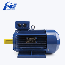 YE3 series 230v 240v 40kw low speed control high torque low rpm ac electric fireplace motors