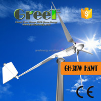 Low Rpm High Quality 3kw Wind Power Generators Wind Turbine For Sale