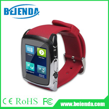 Wholesales OEM/ODM Smart Watch Phone Waterproof Android GPS Dual Core Bluetooth cell phones 2G