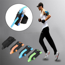 New Mobile Phone bag Running Jogging Arm Band Adjustable SPORT GYM Bag Case For Apple IPhone Samsung