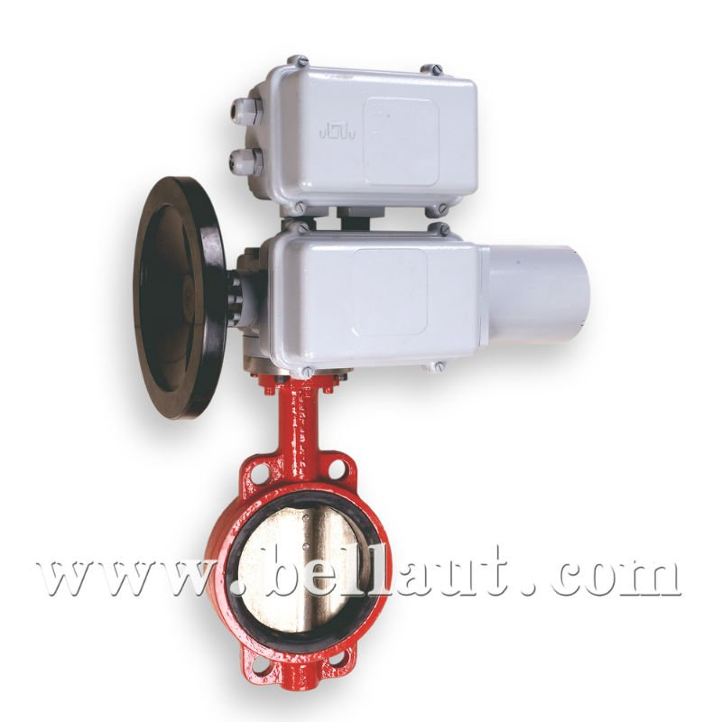 Multifunctional and High-quality Electric Control Buttterfly Valve