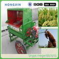 Hot sale home use mini manual portable rice and wheat thresher with cheap price 86-15238010724