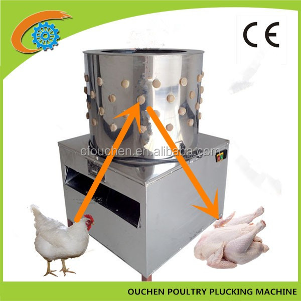 Chicken plucker fingers / chicken feather pluckeing machine used poultry plucker