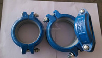 FM UL listed grooved pipe accessories and water pipe fittings