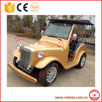 attractive classic design most popular in USA 30km/h speed golf car uae/Whatsapp: 0086-18137714100