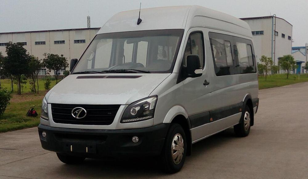 China supply 6 meter new pure electric bus for sale