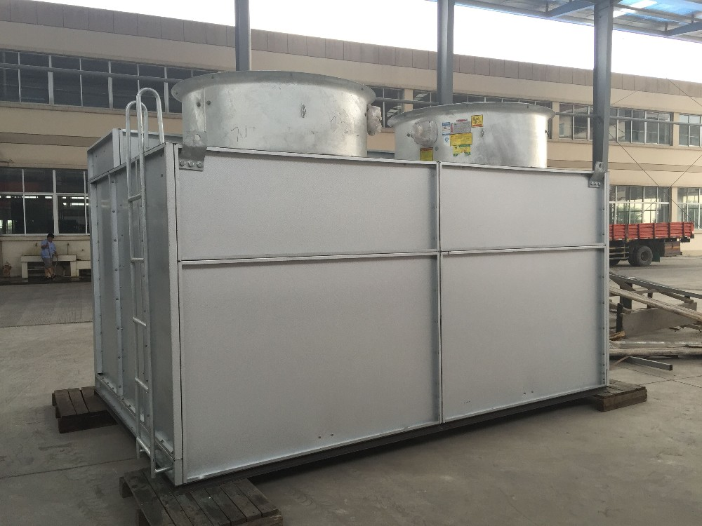 Industrial Air Cooled Evaporative Condenser Closed Cooling Tower