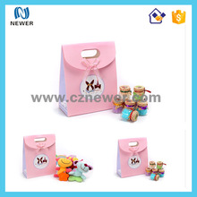 Cheap hot selling latest good quality custom recycle craft paper bag