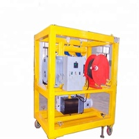 High-efficiency Vacuum Oil Purifier for insulation oil transformers oil