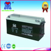 trade assurance Battery Maintenance Free VRLA battery price 12V 150AH solar batterys