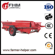 Professional manure spreader / chicken manure spreader