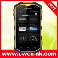 HOT SELLING IP68 Waterproof Android Smart Phone 4.0inch Capacitive Screen Hummer H5 IP68 Mobile Phone