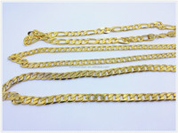 2016 Hot Sale Fashion Jewelry High Quality Gold Plated Chain Necklace