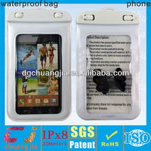 2015 new product waterproof case for cell phone