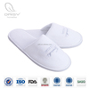 White Nude Men Bathroom Slippers for Guests