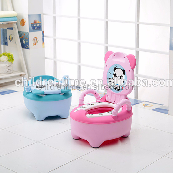 Plastic New Style Adjustable Strong Handle Potty for <strong>baby</strong>