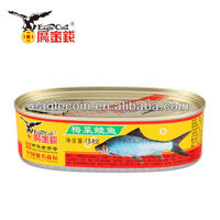 All Types Of Canned Fish Canned Fried Dace Supplier