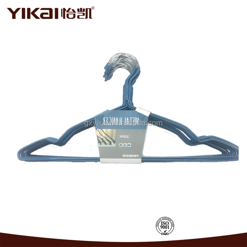 metal hangers trousers with competitive price