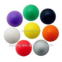 6cm promotion hollow rubber ball