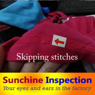 baby cloth/ baby garment/ quality control/ inspection/ qaqc