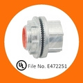 emt connector threaded hub for