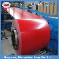 China Color Steel Coil/abrasion resistant steel /bonderized galvanized steel