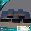 erw square steel pipe black steel tube ERW welded steel pipe square pipe made in China