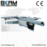 BCAMCNC! sliding table saw cutting machine panel saw with high speed
