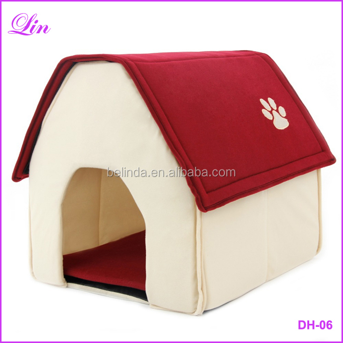 New Dog Bed Soft Dog House Daily Products For Pets Cats Dogs Home