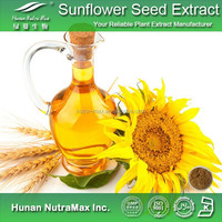 Sunflower Seed Extract Powder 4:1 5:1 10:1