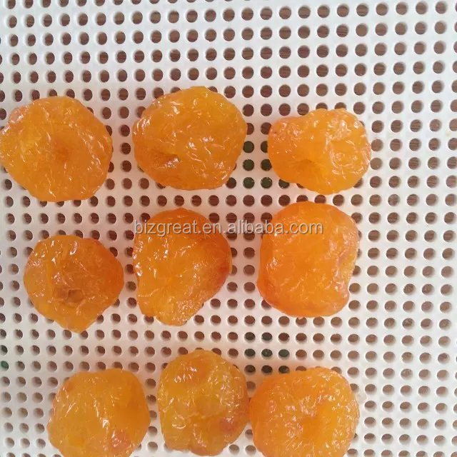 Supplying Chinese Preserved Fruits Dried Golden Cherry Apple