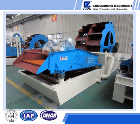multi function river sand washing and dewatering machine for buyers demands