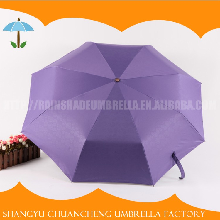 Superior Excellent Material Skull 3 Colors Open Close Umbrella