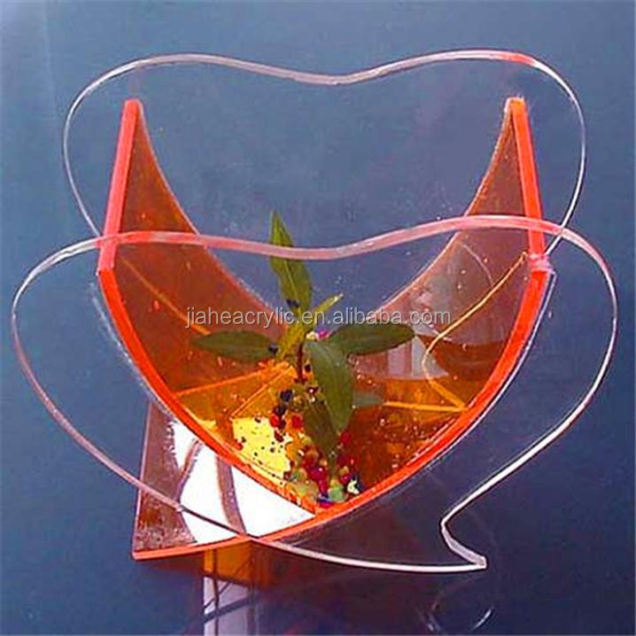 Plastic fish bowls manufacturer wholesale plexiglass small for Small plastic fish bowls