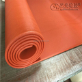 Fabric Impression Close Cell Silicone Foam Sheet