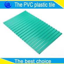 Cheap PVC Synthetic Resin Roof Tile factory building roof conering