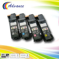 Compatible for Xerox Phaser 6128 6128MFP, 6128MFP/N color toner cartridge 106R01455/1452/1453/1454, 106R01459/1456/1457/1458