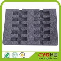 IXPE conductive foam transportation trays