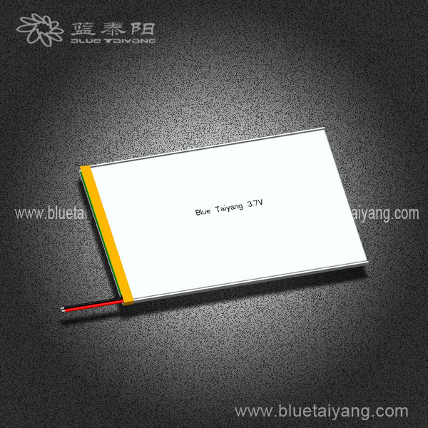 Customized 48v lithium ion battery pack 6077123 6000mAh
