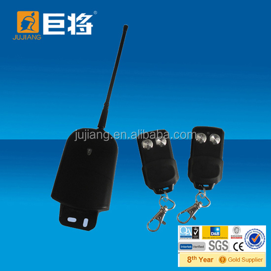 Waterproof Transmiter & Receiver Garage Door Opener, Uperheterodyne Receiver JJ-JS-084-1