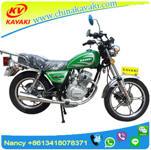 2017 kavaki motor factory best sale CG125 GN150 2 wheel motorcycle motorbike