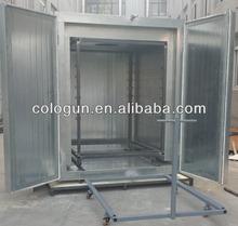 powder coating oven racks