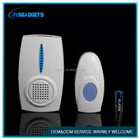 Lightweight wholesale ding dong doorbell voice door bell doorbell for the deaf