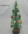 High quality Snow White Fiber Christmas Tree home holiday decoration
