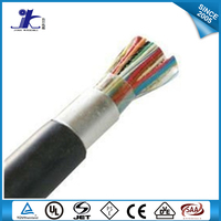 400 /600/800 pair jelly filled underground copper telephone Cable ce ul