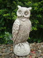 animal eagle clay garden ornaments